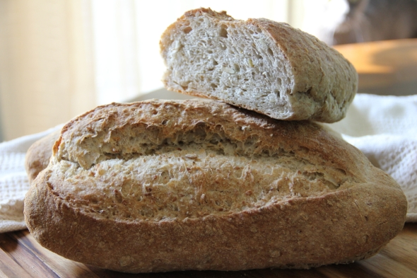 Alpine Baguettes: Dan Leader's Local Breads