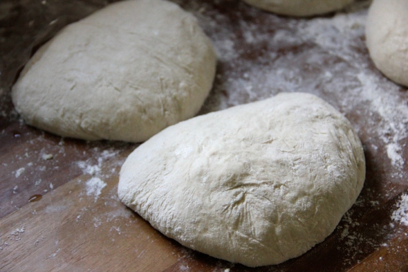 Soudough Baguettes: blistery pillowy dough